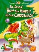 Dr Seuss How The Grinch Stole Christmas [DVD] [2001][Region 2]