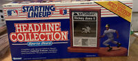 1991 Starting Lineup Headline Collection Rickey Henderson Okland A's Athletics