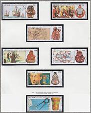 VIETNAM N°1064/1070** Colomb, 1990 Vietnam 2118-24 Columbus Discovery of America