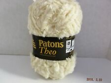 Patons Theo Yarn ~ Wool Blend~ Champagne Bubbles ~ #6 ~100g