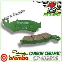 07HO2506 Pastillas Brembo Ceramic Delanteros Honda Crf L 230 2008>