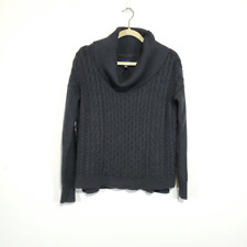 American Eagle Cable Knit Cowl Neck Sweater