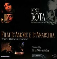 Nino Rota: Film D'Amore E D'Anarchia / Love And Anarchy (New/Sealed CD)