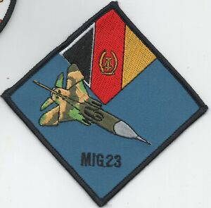 German Air Force , DDR MiG 23 Flogger patch
