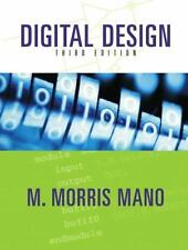 Digital Design by M. Morris Mano (2001, CD-ROM / Paperback)