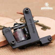 Tattoo supply one pc Zinc Alloy Machine Gun 10 Wrap Coils For Kit Shader WQQ4131