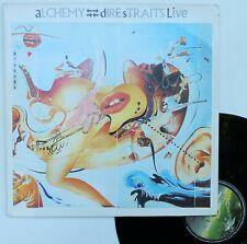 "LP 33T Dire Straits  ""Alchemy - Live"" - (TB/TB)"
