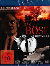 Das Böse - Phantasm 1 - 4 - Die Quadrilogie - BluRay - Neu und originalverpackt