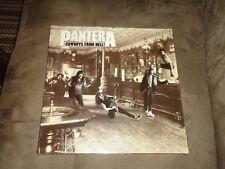 "PANTERA LP COWBOYS FROM HELL ""SEALED"" 1st-Press/1990-Atco"