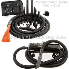 Metro VAC N BLO Truck Vacuum 4HP Commercial Series Inc 30ft Hose PRO-83BA-CS