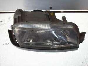 03//86-09//89 H4 Frontscheinwerfer 1335237 Scheinwerfer Set für Renault R21 Bj