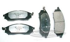 Tru Star PPM888 Disc Brake Pad-Semi-Metallic Pads Front