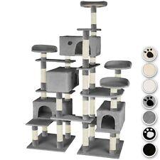 XXL Cat Tree Scratch Scratcher Tower Cats climbing Activity Centre play 2 bases
