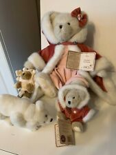 Boyds Bears Genevieve Frostbeary- Le- Best dressed Series
