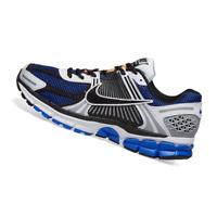NIKE MENS Shoes Zoom Vomero 5 SE SP - White, Racer Blue & Black - CI1694-100