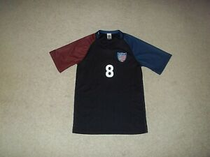 Rare Clint Dempsey Team USA Soccer Fan #8 Adult Small Jersey