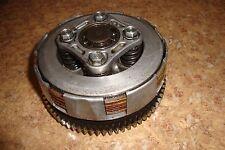 1981 Honda ATC 200 3 wheeler 3Wheeler Engine Motor Clutch Plates Housing C1