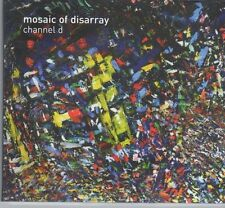 (DX483) Mosaic of Disarray, Channel D - 2012  CD