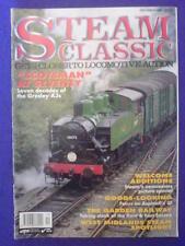 STEAM CLASSIC - SCOTSMAN IS 70 - Dec 1992 #33