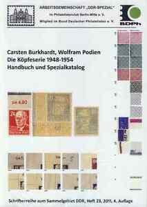 Burkhardt/Podien Die Köpfeserie 1948-1954 2011