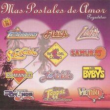 Mas Postales De Amor Pegaditas Various Artists MUSIC CD