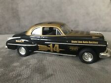 STATE LINE AUTO AUCTION #14 WAVERLY NY ERTL BANK 1950 Old rocket 88 nice 1/24