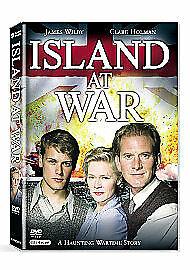 ISLAND AT WAR TV MINI SERIES GENUINE R2 DVD OWEN TEALE SASKIA REEVES 2-DISC