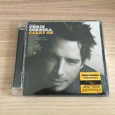 Chris Cornell _ Carry On _ CD Album _ 2007 Interscope