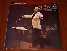 BERLIOZ HAROLD IN ITALY LEONARD BERNSTEIN 1976 HI-Q RECORDS 180g VINYL LP New