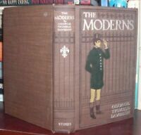 George Trimble Davidson THE MODERNS A TALE OF NEW YORK  1st Edition 1st Printing