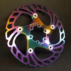MTB/Road Stainless Steel Oil Slick Brake Rotors USA STOCK 140/160/180 + T25 Bolt