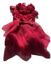 Pawpatu Fancy Dog Dress - Size Large