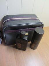 TED BAKER Mens  Bath & Body Gift Set Travel Toiletry Bag ~ New