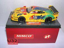 qq 50164 NINCO PORSCHE 911 GT1 ROHR No 01