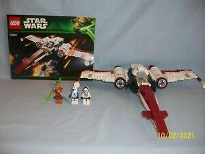 Lego Set 75004 Z-95 Headhunter STAR WARS 100% complete w/ instructions Pong Krel