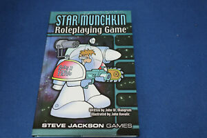 Star Munchkin RPG (D20 Generic System S.) Hardcover – 1 May 2004