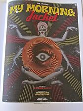 My Morning Jacket Poster MIni-Concert Poster Reprint for Portland 2010- 14x10