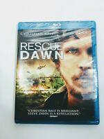 Rescue Dawn (Blu-ray Disc, 2006 Movie)