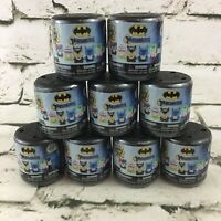 DC Comics Characters Mashems Squishy Figures Blind Capsules Lot Of 9 Sealed