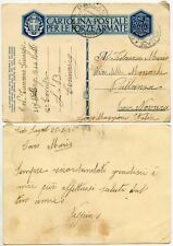 ITALY MILITARY STATIONERY CARD 1936