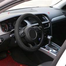 38cm automóvil SUV Elástico Volante Cubierta Protector de Tela de red Auto Antideslizante