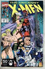 Uncanny X-Men #274-1991 nm- Jim Lee Ka-Zar 1st Manacle