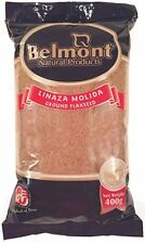 LINAZA MOLIDA GROUND FLAXSEED 14 OZ BY BELMONT