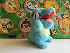 Pokemon Plush Totodile Doll figure 2000 Bandai mini friends stuffed USA Seller