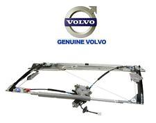Volvo C70 1998-2004 Driver Left Side Window Regulator With Motor Genuine 9467884