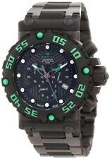 Invicta Men's Subaqua Nitro Diver Chronograph Black Dial Watch 10049