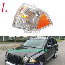 Left Side Marker Parking Turn Signal Corner Light For Jeep Compass 2007-2010 LH