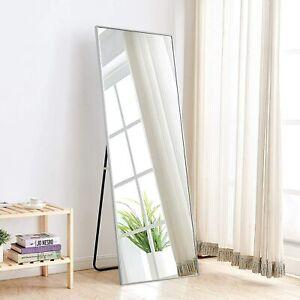 RHF Full Length Mirror Dorm Room Essentials Decor Makeup Hanging Wall Mirror
