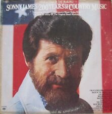 SONNY JAMES - 200 YEARS OF COUNTRY MUSIC -  LP