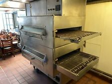 Middleby Marshall Ps 360 Doubel Stack Conveyor Pizza Oven Gas